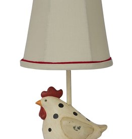 AHS Lighting Lamp/ Fat Hen Polka Dot