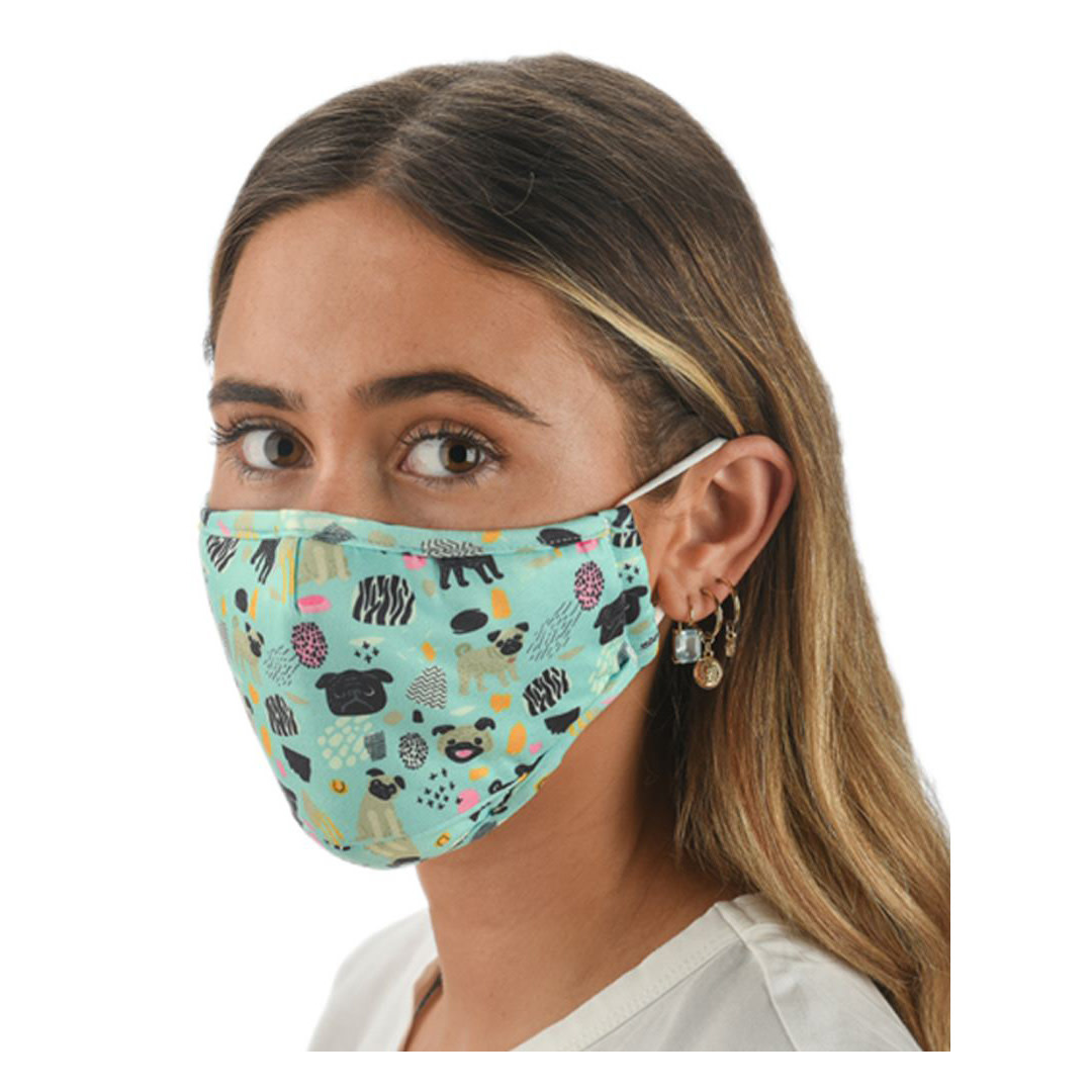 Snoozies / Buyers Direct Snoozies Face Mask/ Dogs