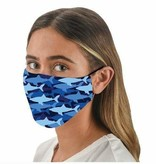 Snoozies / Buyers Direct Snoozies Face Mask/ Shark