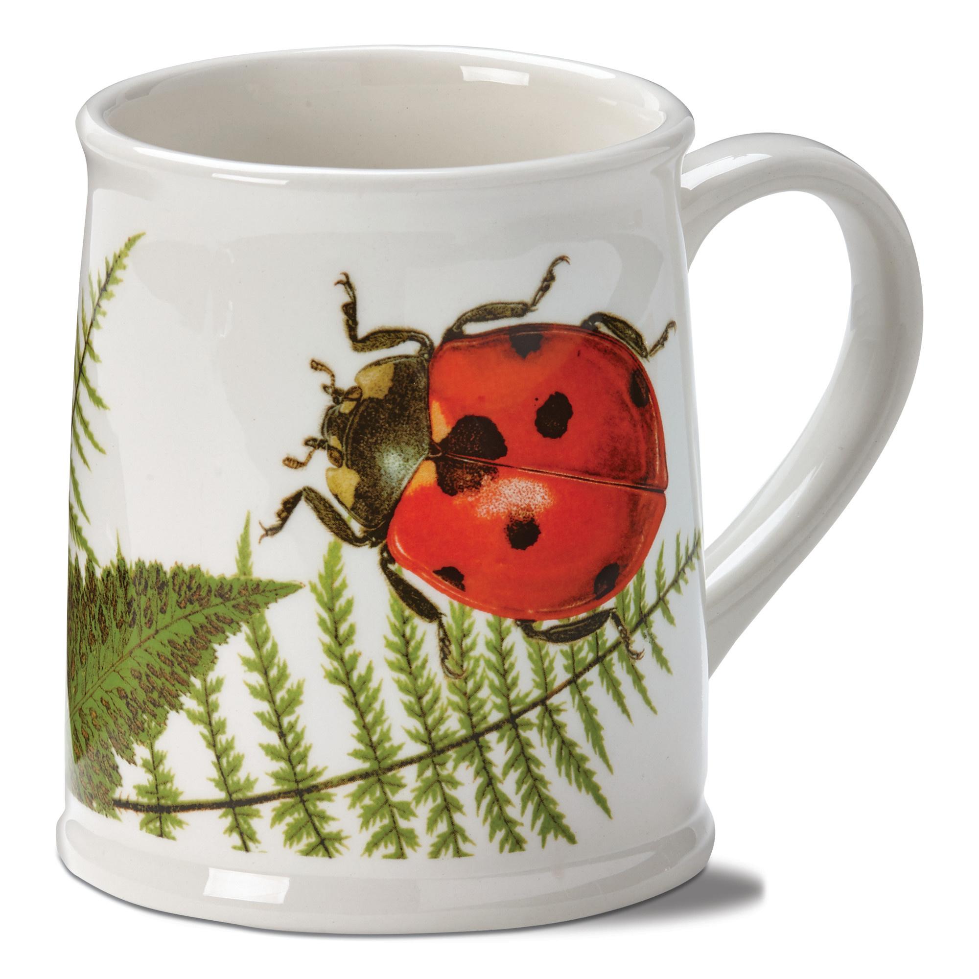 Tag Mug/ Lady Bug Archival