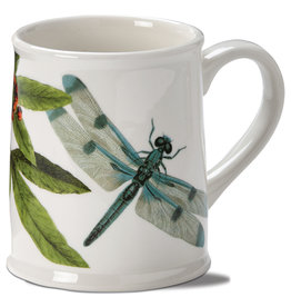 Tag Mug/ Dragonfly Archival