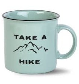 Tag Mug/ Take A Hike