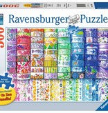 Ravensburger Puzzle / Washi Wishes Large Piece Format 300pc