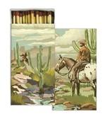 HomArt Matches/ Cowboy Cactus