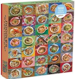 Hachette Book Group Puzzle/ Noodles for Lunch 500 Pc