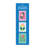 Hachette Book Group Magnetic Bookmark Set/ Ever Upward Stamps