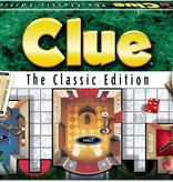 Winning Moves Game/ Clue Classic Edition