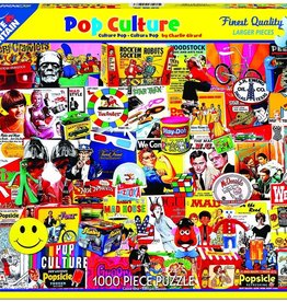 White Mountain Puzzles Puzzle/ Pop Culture 1000 pc