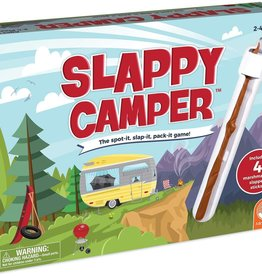 Mindware / MW Wholesale / Peaceable Kingdom Game/ Slappy Camper