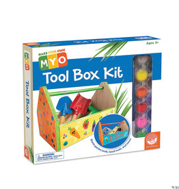 Mindware / MW Wholesale / Peaceable Kingdom Tool Box Kit