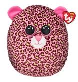 Ty Inc Squish-a-Boos/ Lainey Leopard Large