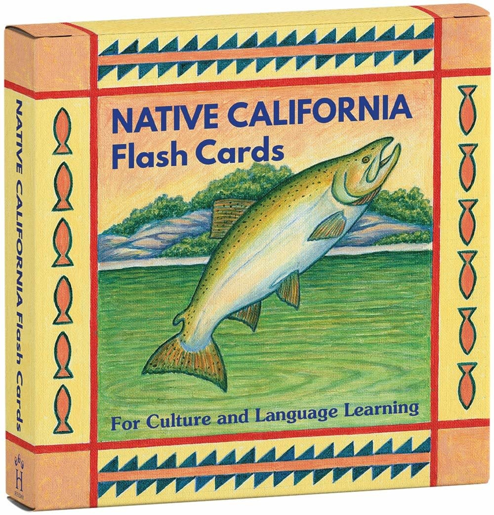 Ingram Perseus Native California Flash Cards