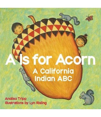 Ingram Perseus Kid's Book/ A is for Acorn