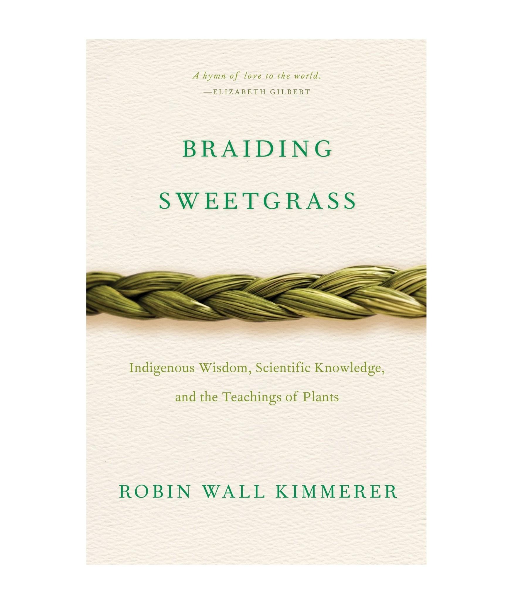 Ingram Perseus Book/ Braiding Sweetgrass
