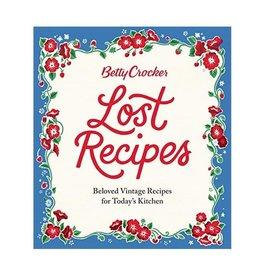 Houghton Mifflin Harcourt Cookbook/ Betty Crocker Lost Recipes