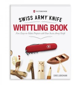 Wellspring Gift Book/ Swiss Army Knife Whittling Book