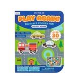 Ooly Play Again Sticker Fun / Workin Wheels