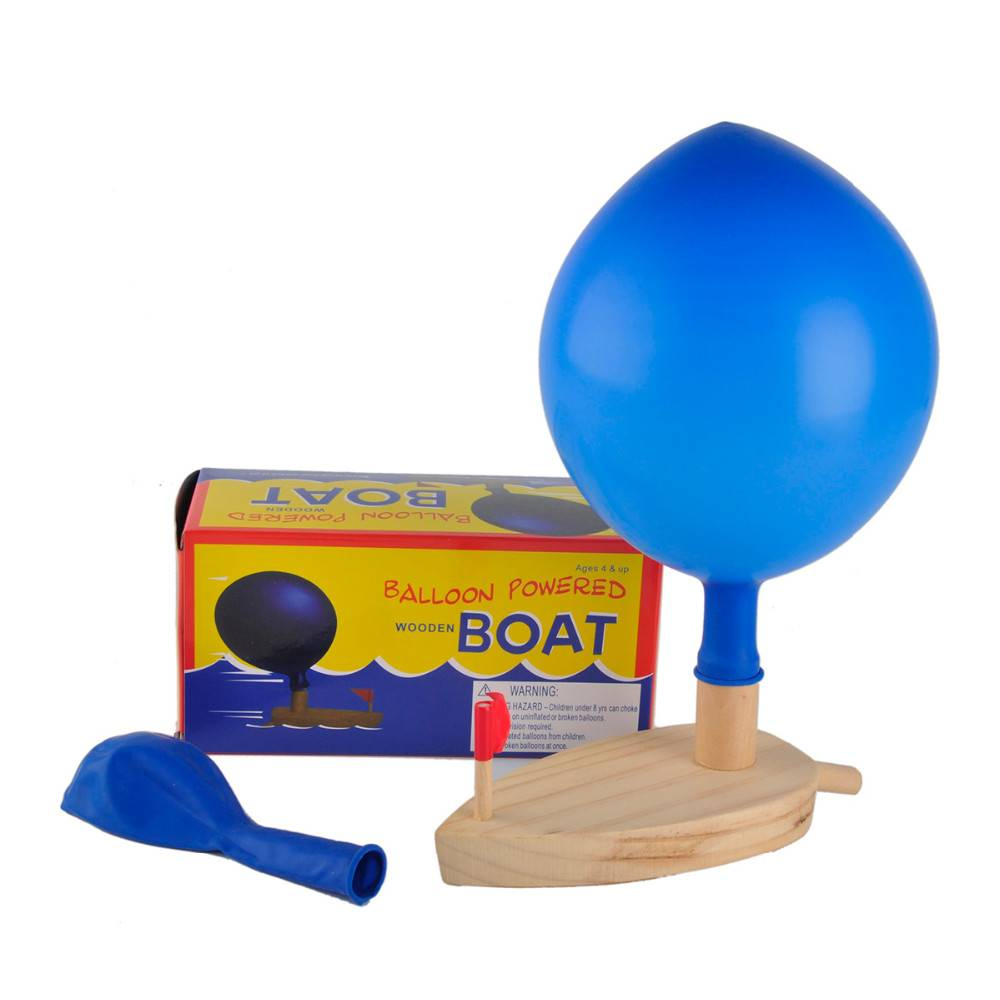 Schylling Balloon Powered Boat