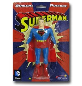 Toysmith/ Spin Master Superman Bendable
