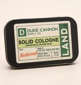 Duke Cannon Duke Cannon Solid Cologne/ Land