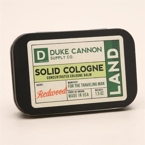 Duke Cannon Duke Cannon Solid Cologne/ Land