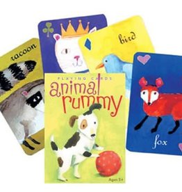 eeBoo Playing Cards/ Animal Rummy