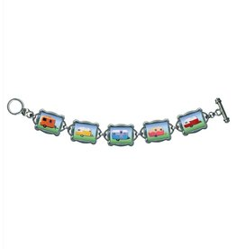 Classic Hardware Bracelet/ Trailerware Multi Color