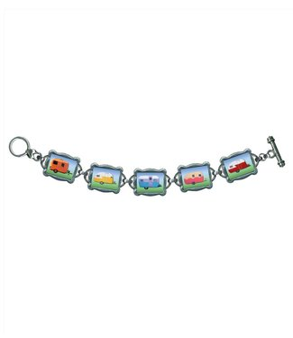 Classic Hardware Bracelet/ Trailerware Multi Color