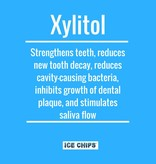Ice Chips Candy LLC Ice Chips Xylitol Candy/ Root Beer Float