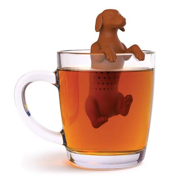 Fred and Friends/ Lifetime Brands Tea Infuser/ Hot Dog