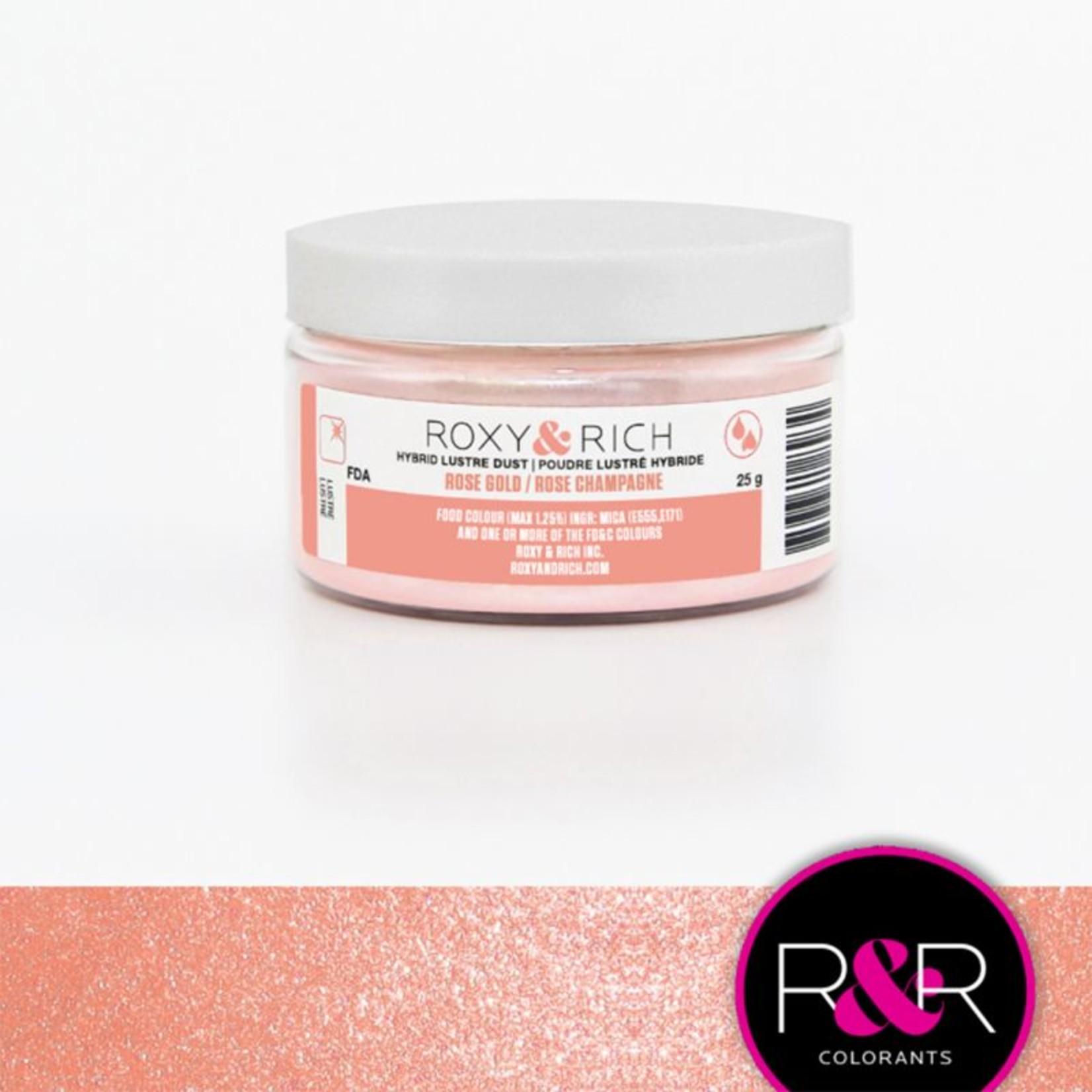 Roxy & Rich Roxy & Rich - Luster Dust, Rose Gold -