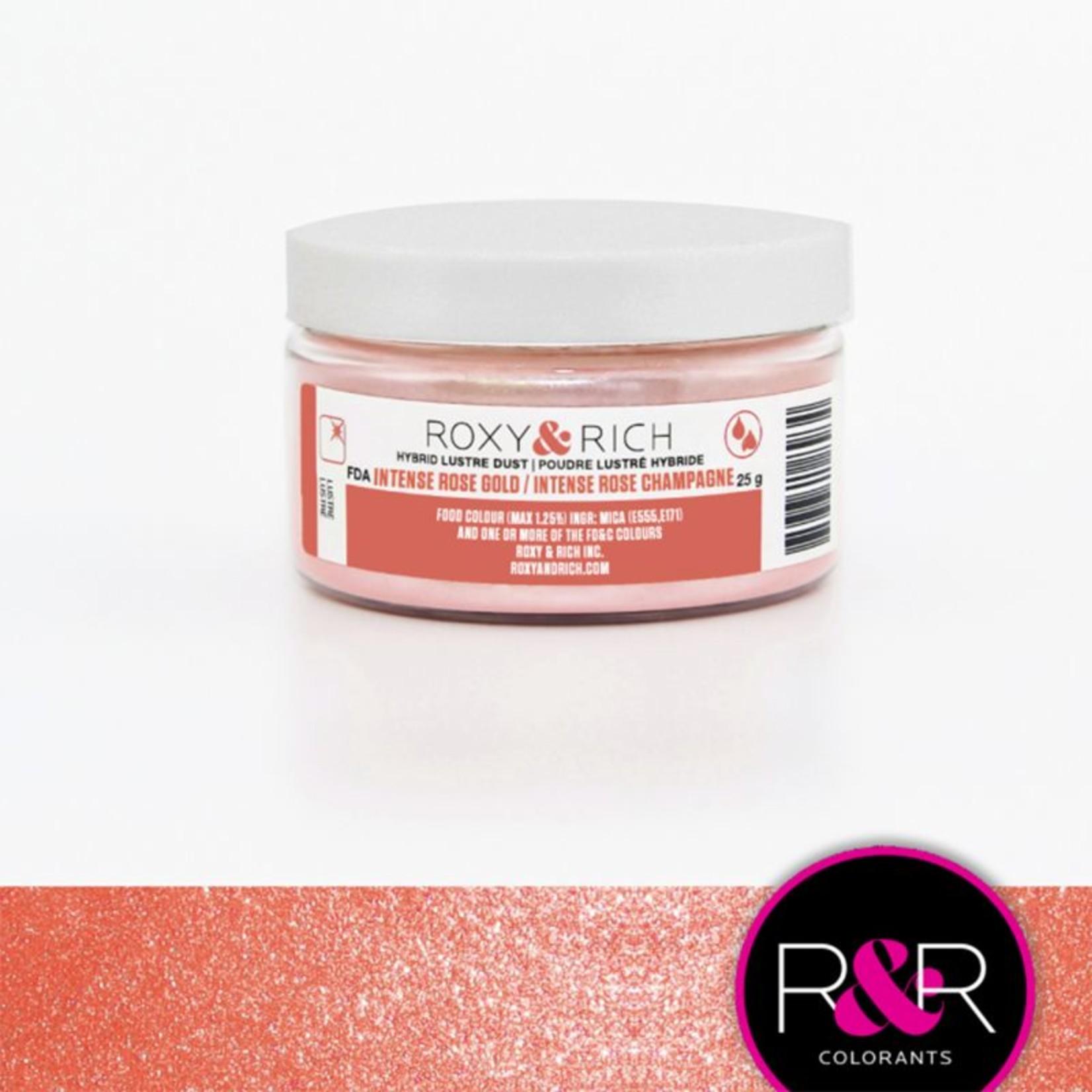 Roxy & Rich Roxy & Rich - Luster Dust, Intense Rose Gold -