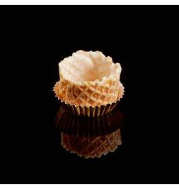 Delifrance Delifrance - Waffle Basket, Vanilla - 1.5'' (42ct) sleeve, 78458-S
