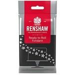 Renshaw Renshaw - Black Fondant - 8.8oz, 06110