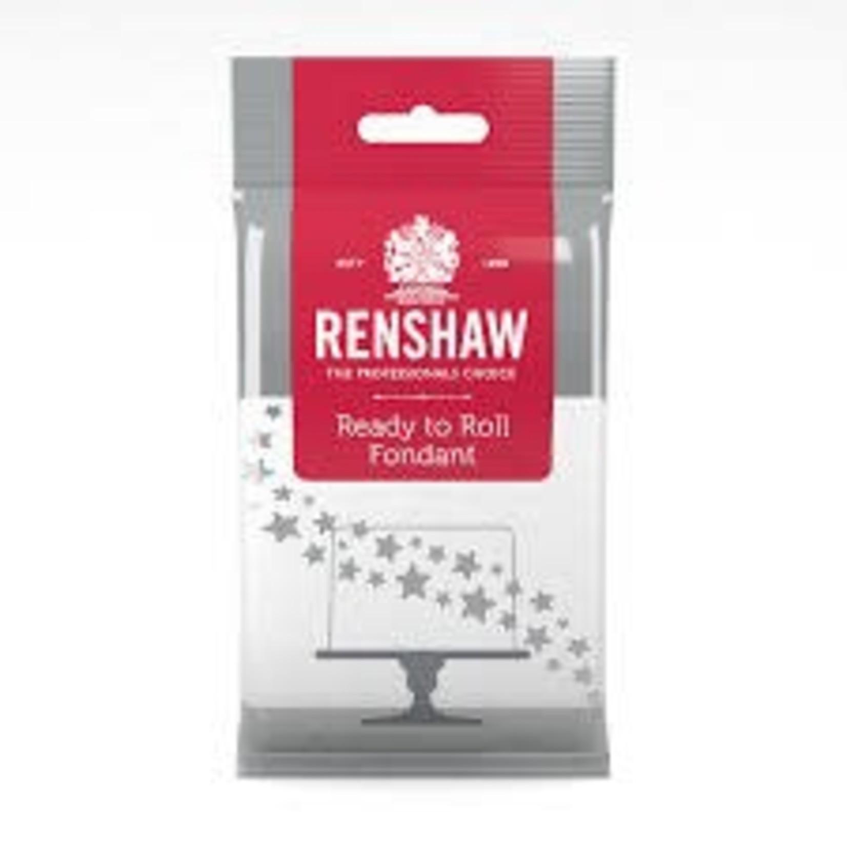 Renshaw Renshaw - White Fondant - 8.8oz, 06108