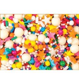 Mavalerio Mavalerio - Graffiti Sprinkle Mix, Rainbow Explosion - 1 lb, 8977-R