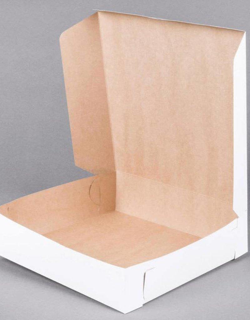 Pastry Depot Pie box - 10x10x2.5''