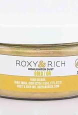 Roxy & Rich Roxy & Rich - Highlighter Dust, Gold -