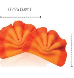 Dobla Dobla - Orange Chocolate Forest Shavings - 2'' (250ct), 93190 | 78011