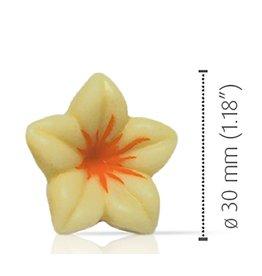 Dobla Dobla - Flower, white (76ct), 54012