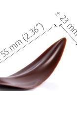 Dobla Dobla - Dark Chocolate Curvy Elegance (128ct), 77038