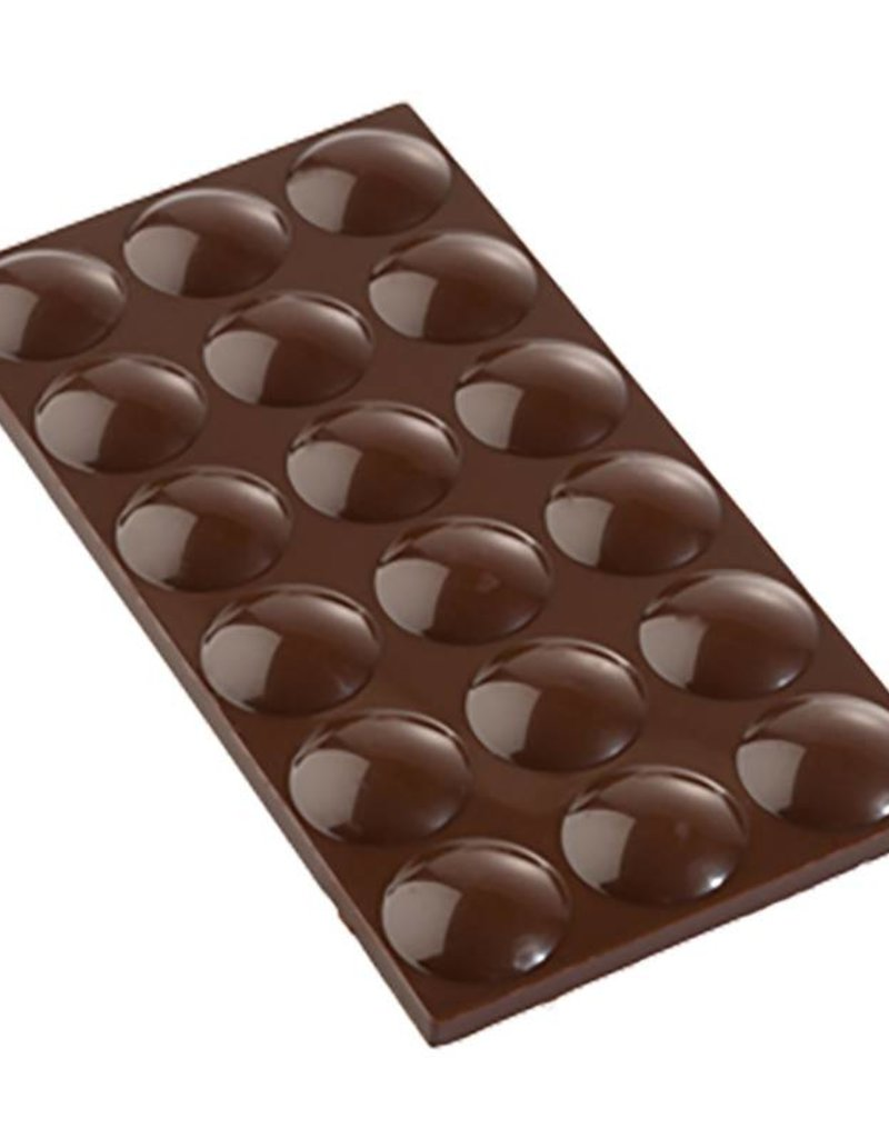 Cacao Barry Cacao Barry - Tritan Chocolate Mold - Pistoles Tablette (3 cavity) MLD-090533-M00