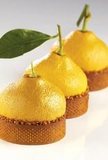 Pavoni Pavoni - Pavoflex silicone mold, Lemon (20 cavity), PX4359