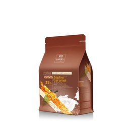 Cacao Barry Cacao Barry - Zephyr Caramel White Chocolate 35% - 2.5kg/5.5lb, CHK-N35ZECA-2B-U75