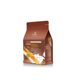 Cacao Barry Cacao Barry - Zephyr Caramel White Chocolate 35% - 2.5kg, CHK-N35ZECA-2B-U75