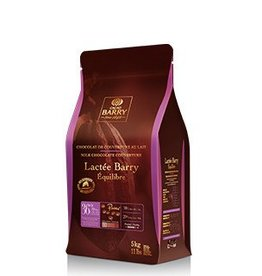 Cacao Barry Cacao Barry - Lactee Barry Equilibre Milk Chocolate 36% - 5kg/11 lb, CHM-P35LBEQ-US-U77