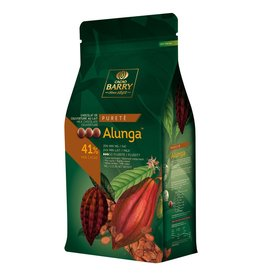 Cacao Barry Cacao Barry - Alunga Milk Chocolate 41% - 5kg/11 lb, CHM-Q41ALUN-US-U77