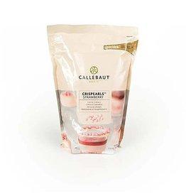 Callebaut Callebaut - Strawberry Chocolate Crispearls - 800g, CEF-CC-STRA-E0-W97