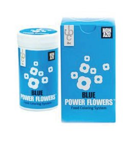 Mona Lisa IBC - Power Flowers, Blue - 50g, CLR-19429-999
