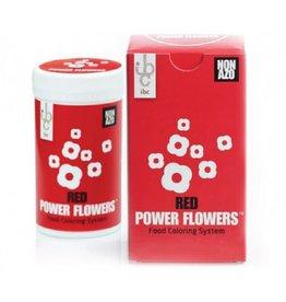 Mona Lisa IBC - Power Flowers, Red - 50g, CLR-19430-999